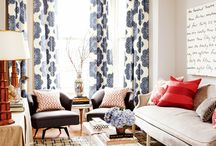 Home: Living Room / by Christine S. Collins / Wood & Grain