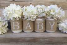 Jessie's rustic, country baby shower that is not trashy in any way