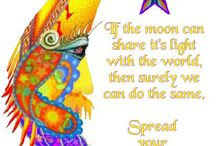 Dreaming of Moonbows / by Marsha A. Moore