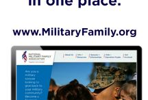 The Best of the National Military Family Association Blog and Website / All of our best content, in one place. #MilitaryFamily #MilSupport #MilSO #Resources  / by National Military Family Assoc.