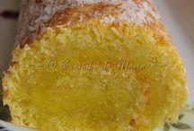 torta húmida de coco