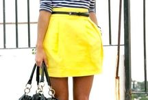 Fashion- Color combinations