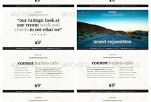 Publishing - Layout / Inspiration for magazine, book, presentation etc. layout