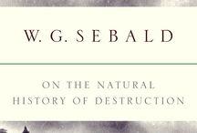 Sebald, dear Sebald