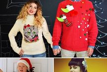 ugly christmas sweater diy