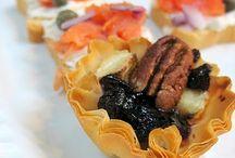 Appetizer & Side Fillo Recipes