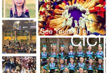 Cheerleading Fashion, Hair and Accessories