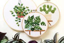 Embroidery Escapades