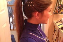 Cheer Hair! / by Jayla Nelson