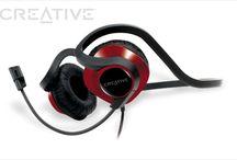 Creative Draco Junior HS-430 / Zestaw słuchawek nausznych z odłączalnym mikrofonem to doskonałe rozwiązanie do komunikacji on-line oraz słuchania muzyki www.376west.com