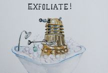 Doctor Who / by elza_kun