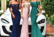 Fest/Afton klänningar