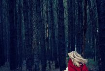 Photography Concepts: Red Riding Hood