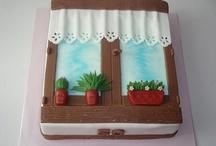 hranaté torty