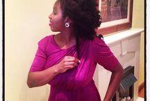 Transitioning to Natural Hair