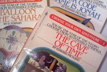 Books from the 70s, 80s and 90s