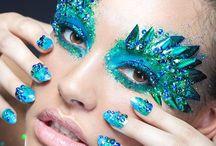 Makeup fantasi