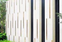 Wall / Fence Idea
