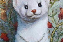 Art Animaux en majesté (artistes Carol Lew, bored panda... ) / Portraits animaliers en costume de scène