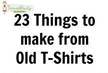 Magliette Vecchie