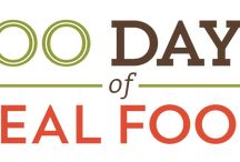 Real Food Resources / Websites/resources to help our family in making the switch to mostly real/whole food.