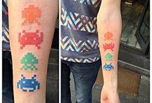Sugestões de tatuagens