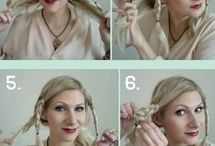 My Wedding hair ideas