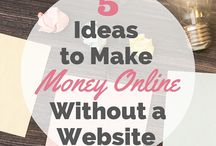 Make Money Online and Blogging / Ways of making money online that anyone can do (no MLM or anything you have to buy into)