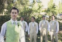 Bridal Party! / The groomsmen and bridesmaids...best friends for life