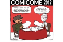 Comicome / by Listo Entertainment