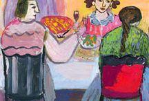 Michael Pollan Illustrated / Michael Pollan's illustrated food rules.
