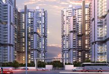 Imperia Mirage / Located in Jaypee Sports City, Yamuna Expressway on the sidelines of the F1 tracks on Buddh International Circuit, Mirage Homes is a 5 acres (20234 sq. mt.) complex with 6 residential towers. All apartments are three sides open 3 BHK flats replete with lifestyle features that accentuate your everyday life to moments of zen at home and an adventurous joyride beyond it.