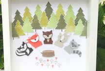 Craft: Cards-WDanimals