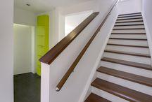 Treppen und Treppenformen