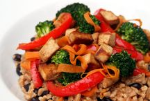Low calorie vegan meals