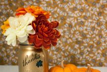 Fall home decor / by Jennifer Smallwood