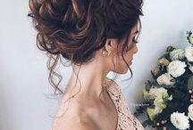 fryzura na bal
