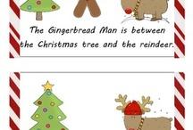 Kinder Christmas / by Ashley Jones