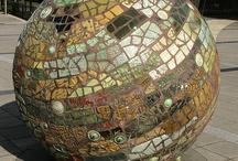 koule mozaika