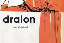 Dralon / Dralon pieces through the years