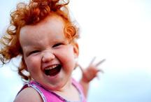 redheads / by Dora Singleton