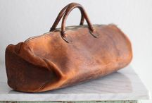 Vintage Leather / Vintage leather inspirations for modern day leather products.
