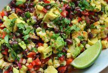 Food - Salads / by Sharon Villeneuve