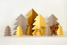 paperist jõulud