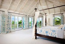 Interiors - Bedrooms / by Tara Kraus