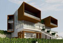 Villa in Slunfeh, Syria / Private villa in Slunfeh, Lattakia- Syria by Ark-Kassam Architects