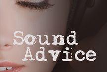 Sound Advice / Contemporary New Adult Romance novel / by LB Dunbar