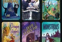 kids fantasy books