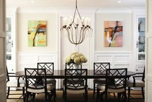 Dining room / Inspiration for dining room decor
