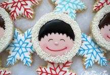 COOKIES: Winter/Christmas / by Carey Cannon